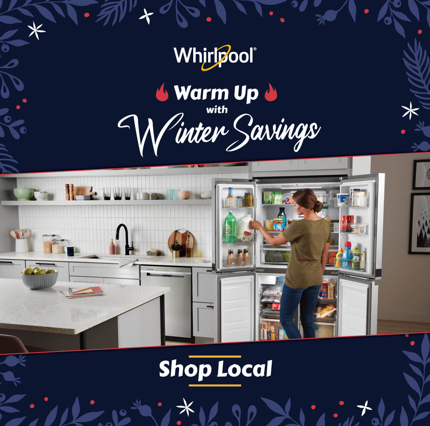 Shop Local and Save on Whirlpool